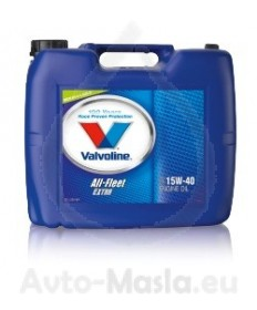 VALVOLINE ALL FLEET EXTRA 15W40- 20 ЛИТРА