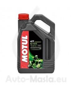 MOTUL 5100 4T 15W50- 4L