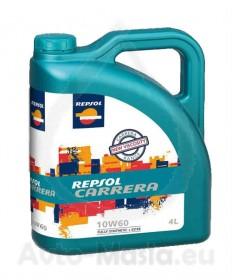 Repsol Carrera 10W60- 4 ЛИТРА