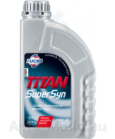 TITAN SUPERSYN 10W60- 1L