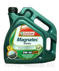 Castrol Magnatec Diesel 5W40 DPF- 4L