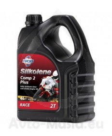 Fuchs Silkolene Comp 2 Plus- 4L