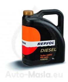 Repsol Diesel U.H.P.D MID SAPS 10W40- 5L