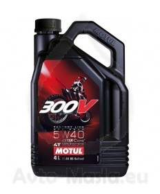 MOTUL 300V 4T Factory Line Off Road 5W40- 4L