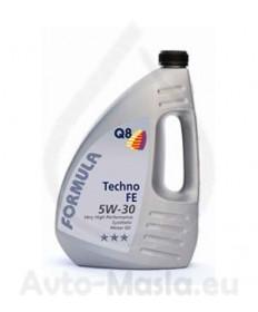 масло Q8 FORMULA TECHNO FE 5W30- 4L