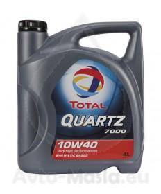 Total Quartz 7000 10W40- 4L