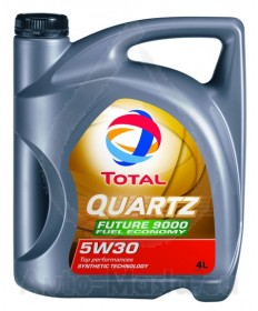 Total Quartz 9000 Future NFC 5W30-4L