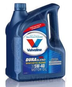 VALVOLINE DuraBlend MXL 5W40 - 4L