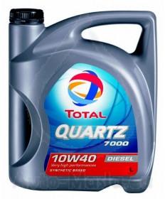 Total Quartz 7000 Diesel 10W40- 4L
