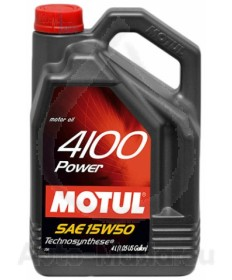 MOTUL 4100 POWER 15W50 4L