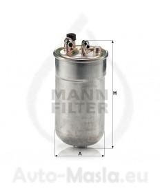Горивен филтър MANN-FILTER WK 8021