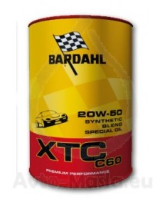 Bardahl  XTC C60 20W50- 1L