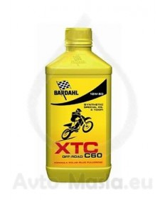 Bardahl XTC C60 10W50 Off Road- 1L