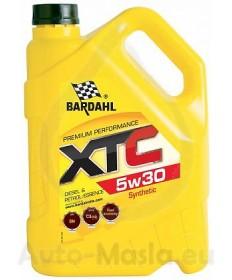 Моторно масло Bardahl  XTC 5W30 - 5L