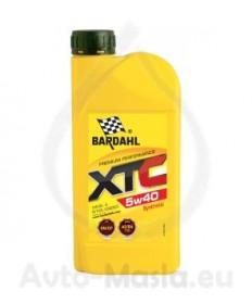 Bardahl  XTC 5W40- 1L