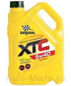 Bardahl - XTC 5W40- 5L