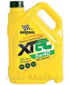 Bardahl XTEC 5W40- 5L