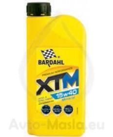 Bardahl XTM 15W40 1l