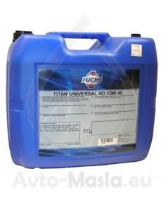 TITAN UNIVERSAL HD 15W40- 20L