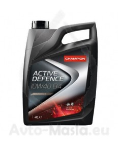 Champion Active Defence 10W40 B4- 4L