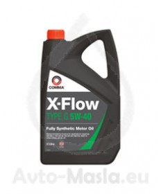 Comma X-Flow Type G 5W40- 5L