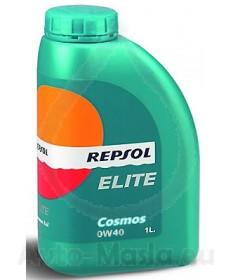 REPSOL ELITE COSMOS 0W40-1L