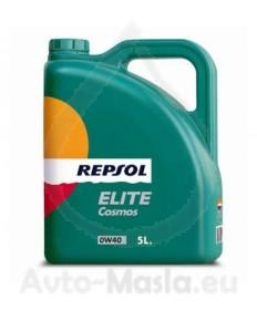 Repsol Elite Cosmos  0W40 - 5L