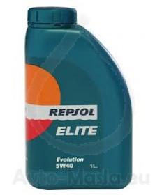 REPSOL ELITE EVOLUTION 5W40- 1L