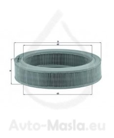 Въздушен филтър Purflux A460