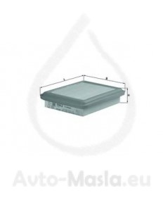 Въздушен филтър KNECHT LX 591