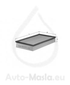 Въздушен филтър KNECHT LX 637