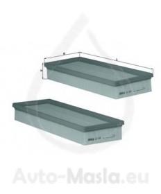 Въздушен филтър KNECHT LX 804/S