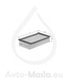 Въздушен филтър KNECHT LX 933/2