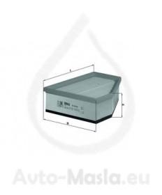 Въздушен филтър KNECHT LX 934/3