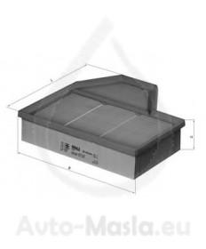 Въздушен филтър KNECHT LX 987