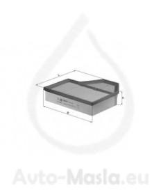 Въздушен филтър KNECHT LX 988