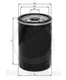 Маслен филтър KNECHT OC 602