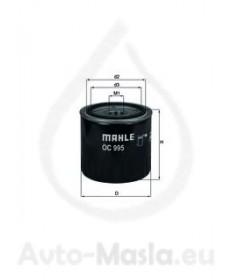 Маслен филтър KNECHT OC 995