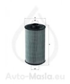 Маслен филтър KNECHT OX 152/1D