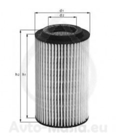 Маслен филтър KNECHT OX 153D2