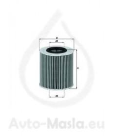 Маслен филтър KNECHT OX 166/1D