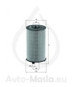 Маслен филтър KNECHT OX 205/2D