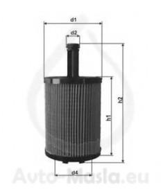 Маслен филтър KNECHT OX 258D