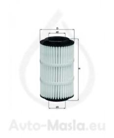 Маслен филтър KNECHT OX 345/7D