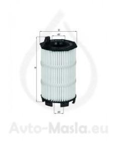 Маслен филтър KNECHT OX 350/4D
