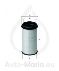 Въздушен филтър KNECHT SOX 1