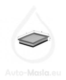 Въздушен филтър KNECHT LX 1036/2
