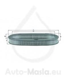 Въздушен филтър KNECHT LX 1042
