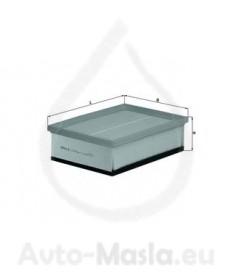 Въздушен филтър KNECHT LX 1048