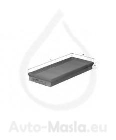 Въздушен филтър KNECHT LX 117